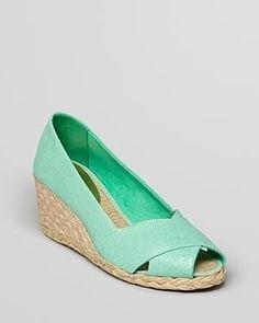 Lauren by RL #wedge #shoes $69