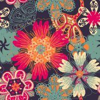 Pattern / good looking garden :: COLOURlovers