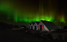 Jokulsarlon Houses, Iceland by Javier de la Torre on 500px.