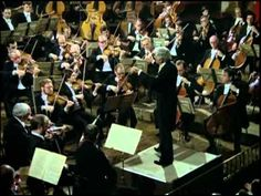 BEETHOVEN - Symphony no. 6 - Leonard Bernstein (he's kinda famous)