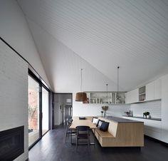 Residential Design finalists in the 2016 Australian Interior Design Awards.
