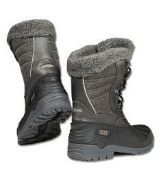 Kauniit ja lämpimät kengät, jotka sopivat tallille niin märällä kuin kylmälläkin kelillä, ja miksei niitä voisi käyttää tallin ulkopuolellakin ulkoillessa. Boots, Winter, Polyester, Composition, Products, Fashion, Perms, Conkers, Ankle Boots