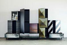 Мебель, созданная фэшн-дизайнерами для iSaloni 2017, и другие примеры коллабораций - Home and Garden