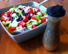 Market to Meal: Greek Salad Dressing