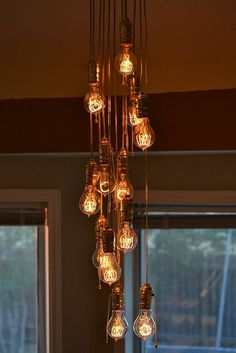 37 Cool Lamps That Consist Almost Only Of Lightbulbs | Shelterness http://www.shelterness.com/37-cool-lamps-that-consists-almost-only-of-lightbulbs/?utm_content=buffera54b1&utm_medium=social&utm_source=pinterest.com&utm_campaign=buffer