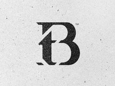 Logo design / TB Monogram (new) by Tin Bacic