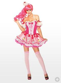Cupcake Lady Kostüm - maskworld.com