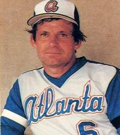 Atlanta Braves  Photo (1979) - Bobby Cox wearing the Atlanta Braves road uniform during the 1979 season