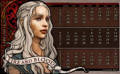 Autumn 2015: House Targaryen by SceithAilm.deviantart.com on @DeviantArt