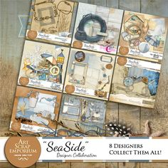 These 8 kits are available free!  Get them all before it's too late!
