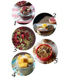 5 Healthy Breakfast Ideas | Dietitian Debbie Dishes