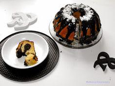 Malinowa-Kawiarenka: Babka Black & White Muffin, Breakfast, Food, Morning Coffee, Essen, Muffins, Meals, Cupcakes, Yemek