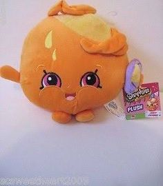 exclusive shopkins plushes - Google Search  -  Pinned 4-1-2016.