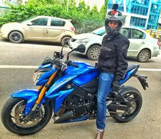 Suzuki GSXS 1000 The naked raw power meant to be unleashed on the track or just another morning ride 😆😆