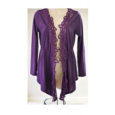 Stay Together Purple Cardigan