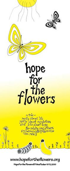 10 Best Hope For The Flowers Images Inspire Quotes Thoughts