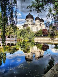 Cathedral, Arad,Romania. http://www.travelbrochures.org/202/europa/tour-guide-for-romania