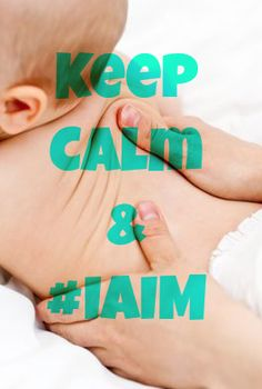 IAIM MISSION: The purpose of the International Association of Infant Massage is to promote nurturing touch and communication through training, education & research so that parents, caregivers & children are loved, valued & respected throughout the world community.