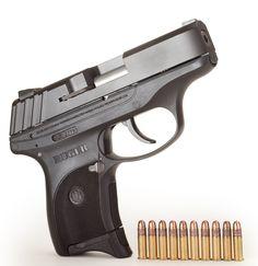 .22LR conversion for Ruger LC9 pistol