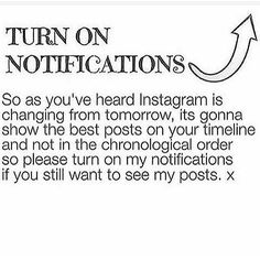 """Hey everyone! Please click the three dots below this photo and click """"Turn on Notifications"""" if you want to keep seeing my posts! Please and thank you!  #LiveDreamStudy #blog #blogger #stoptheupdate #TurnOnNotifications #subscribe #follow #like #blackandwhite #like #follow by livedreamstudy"""