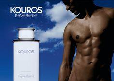Kouros by Yves Saint Laurent.