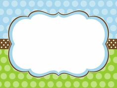 Classroom Labels, Classroom Decor, Boarders And Frames, Diy And Crafts, Paper Crafts, Kids Background, School Labels, Cute Frames, Borders For Paper