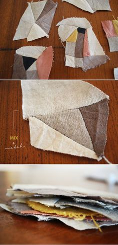 THE RUFFLE HOUSE: Project It: FREEHAND QUILTING