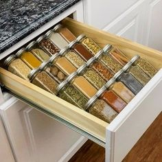 Kitchen Tray, Kitchen Pantry Design, Kitchen Organization Pantry, Diy Kitchen Storage, Home Decor Kitchen, Kitchen Interior, Pantry Ideas, Kitchen Drawer Inserts, Organization Ideas