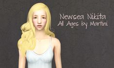Newsea Nikita, Newsea Born To Die... and many others