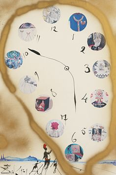 HORLOGE- salvador Dali,Wall poster,Fine Art print,Gallery Canvas wrap,(Custom Sizes Up To 60 inches) Joan Miro, Pierre Auguste Renoir, Wall Art Prints, Fine Art Prints, Dali Paintings, Salvador Dali Art, Magritte, Wassily Kandinsky, Surreal Art