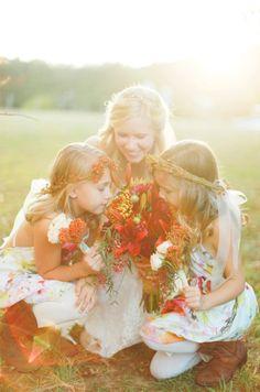 Planes de boda - ¿Como vas a vestir a tus pajes?