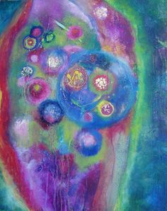 Contemporary Art for Sale by Yvonne Coomber 0115