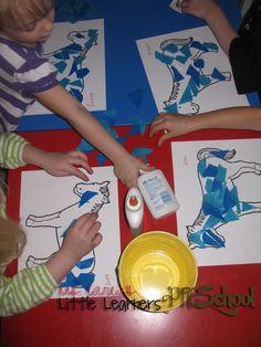 Ms. Carlie's Little Learners Preschool: {brown bear, brown bear, what do you see?}