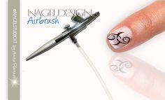 UV Permanent Nagellack Shellac Nageldesign Nailart Airbrush