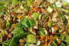 Moroccan Chicken Salad (California Pizza Kitchen Copycat). Photo by FLKeysJen