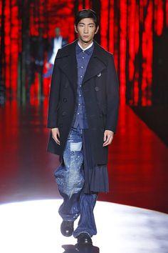 35 Best #D2SHOWS FW16 MEN FASHION SHOW images | Men fashion