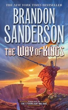 The Way of Kings (The Stormlight Archive) by Brandon Sanderson