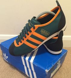 Adidas Cross, a new one on me...