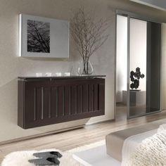 8 ideas y propuestas para disimular los radiadores .... o no