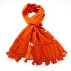Cotton scarf (many colours)