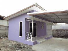 Villas, Beautiful Small Homes, Backyard House, Indoor Outdoor, Outdoor Decor, Small House Design, Countryside, Tiny House, House Plans