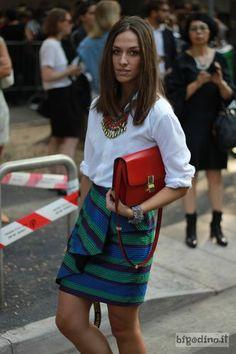 Erika fashion blogger