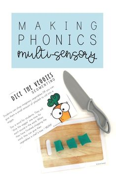 What is multi-sensory learning? Why is it important to incorporation multi-sensory learning strategies into our instruction? Find out what it is, why you should be using it, and snag these FREE Multi-Sensory Phonics Kits on the blog. Inclusion Classroom, Special Education Classroom, Multi Sensory, Sensory Bins, Sensory Language, Language Arts, Phonics Reading, Reading Activities, Phonics Lessons