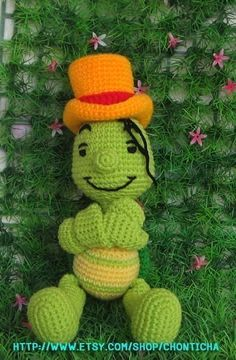 Very cute turtle crochet pattern