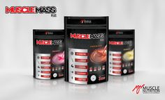 Muscle Mass Plus - Muscle Nutrition