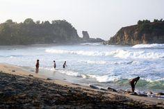 Klayar beach in Pacitan. Photo by Ambar Kusuma Ningrum