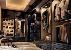 Closet Organization Ideas...