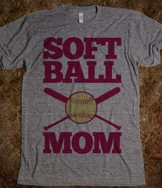 Softball Mom (athletic)