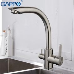 Reviews GAPPO 1set Top Quality Kitchen sink mixer Faucet Cold Hot Water filter kitchen mixer Mixer double kitchen faucet G4399/4399-1 ⛅ Review GAPPO 1set Top Quality Kitchen sink mixer Faucet C Deal  GAPPO 1set Top Quality Kitchen sink mixer Faucet Cold Hot Water filter  Buy Online : http://shop.flowmaker.info/TAtnh    GAPPO 1set Top Quality Kitchen sink mixer Faucet Cold Hot Water filter kitchen mixer Mixer double kitchen faucet G4399/4399-1Your like GAPPO 1set Top Quality Kitchen sink…