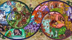 Lord Of the Rings Artwork